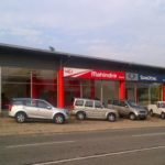 receptionist needed in motor company