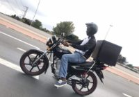 Motorcycle Delivery Driver